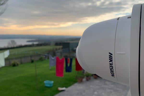 Hikvision Turret CCTV Camera